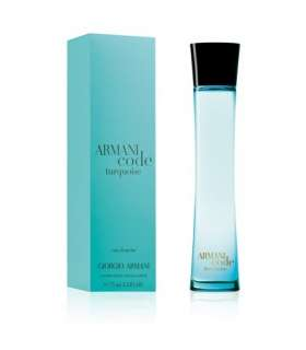 عطر زنانه جورجیو آرمانی آرمانی کد ترکوئیز Giorgio Armani Armani Code Turquoise for Women