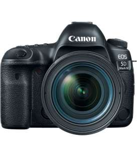 دوربین عکاسی دیجیتال کانن با لنز Canon EOS 5D Mark IV Kit 24-70 L DSLR Camera