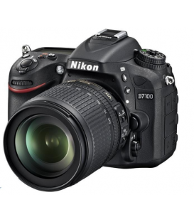 دوربین عکاسی دیجیتال نیکون با لنز Nikon D7100 kit 18-140 Digital Camera