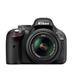 دوربین عکاسی دیجیتال نیکون Nikon D5200 Nikkor 18 - 140mm VR Digital Camera