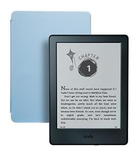 کتابخوان آمازون کیدندل مخصوص کودکان Kindle for Kids Bundle with the latest Kindle E-reader