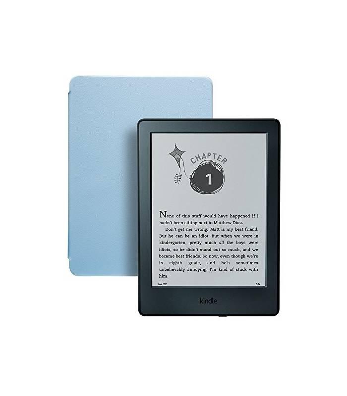 کتابخوان آمازون کیندل مخصوص کودکان Kindle for Kids Bundle with the latest Kindle E-reader |
