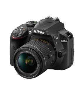 دوربین عکاسی دیجیتال نیکون با لنز Nikon D3400 18-55mm VR Lens Kit Digital Camera
