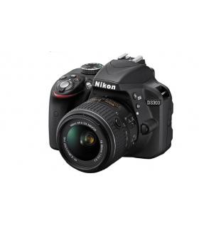 دوربین عکاسی دیجیتال نیکون با لنز Nikon D3300 Kit 18-55 DX ED II Digital Camera