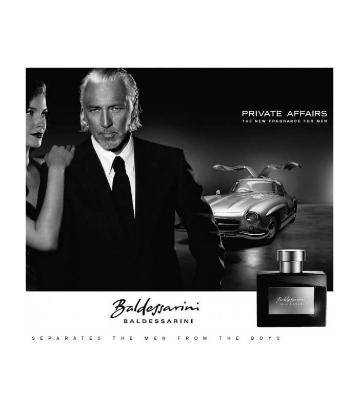 عطر مردانه بالدسارینی پرایویت افرز Baldessarini Private Affairs