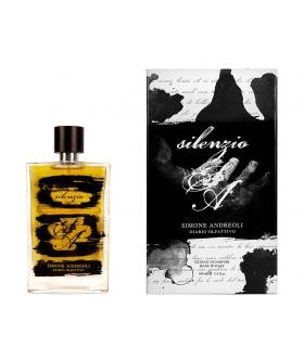 عطر زنانه و مردانه سیمونه آندرئولی سایلنزیو اکستردو پرفیوم Simone Andreoli Silenzio Extrait De Perfum