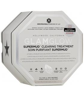 ماسک صورت زغالی گلام گلو مخصوص پاکسازی پوست GLAMGLOW Supermud Clearing Treatment