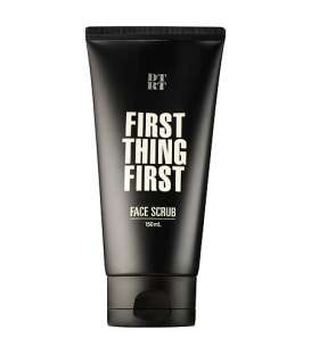 ماسک اسکراب صورت زغالی DTRT First Thing First Face Scrub