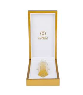 عطر زنانه و مردانه کوارزو د سیرکل سی گلد ادو پرفیوم Cuarzo The Circle Sea Gold Eau De Parfum