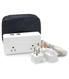 مبدل برق لایت فیوز 220 ولت 50 هرتز به 110 ولت 60 هرتز ایده آل برای ماشین های اصلاح LiteFuze Voltage Frequency Converter