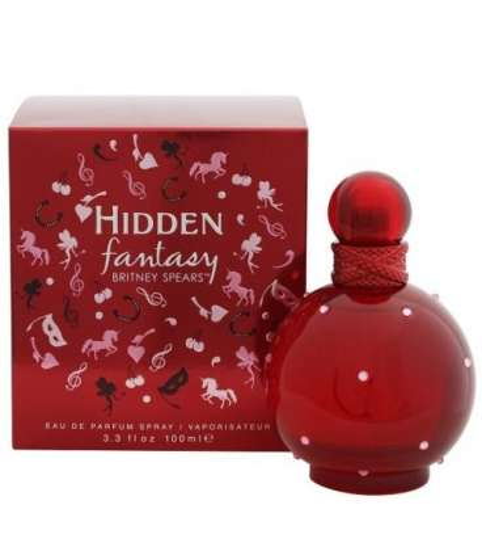 عطر زنانه بریتنی اسپیرز هیدن فانتزی Britney Spears Hidden Fantasy