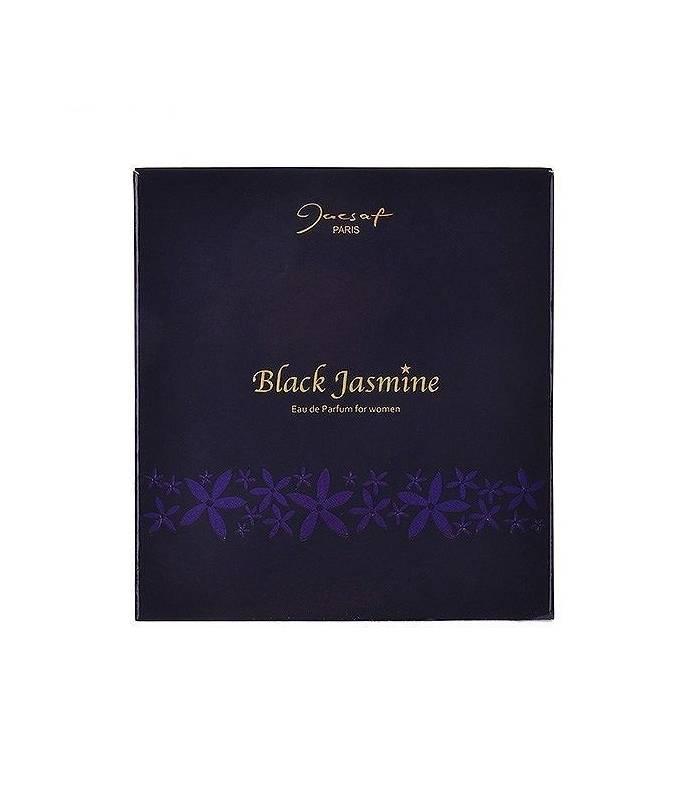 عطر زنانه ژک ساف بلک جاسمین ادو پرفیوم Jacsaf Black Jasmine Eau De Parfum For Women