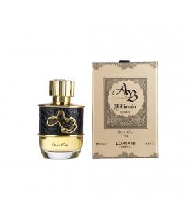 عطر زنانه لومانی ای بی اسپریت میلیونر بلک رز ادو پرفیوم Lomani AB Spirit Millionaire Black Rose Eau De Parfum For Women