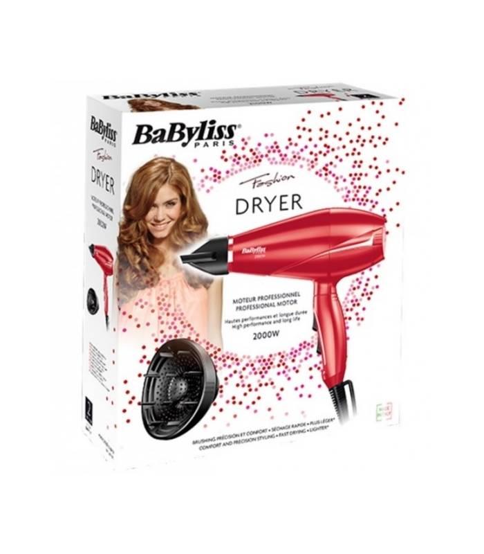 سشوار حرفه ای بابیلیس Babyliss 6604RPE Professional Hair Dryer