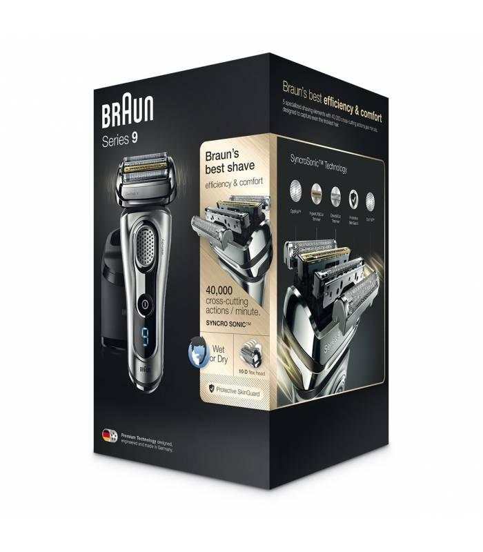 ریش تراش براون سری 9 Braun Series 9 9290cc Shaver