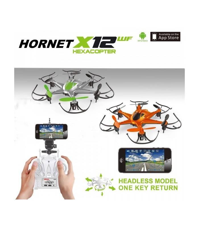 هگزا کوپتر لود هونر دوربین دار مدل load honer LH-X12WF