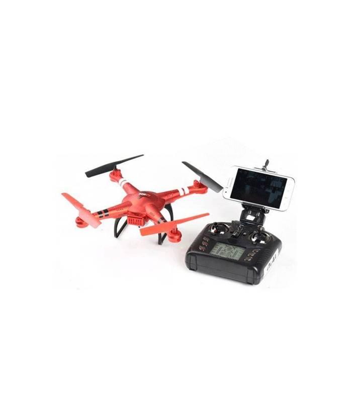 کواد کپتر دبلیو ال تویز همراه دوربین وای فای مدل کیو 222 Wltoys Q222