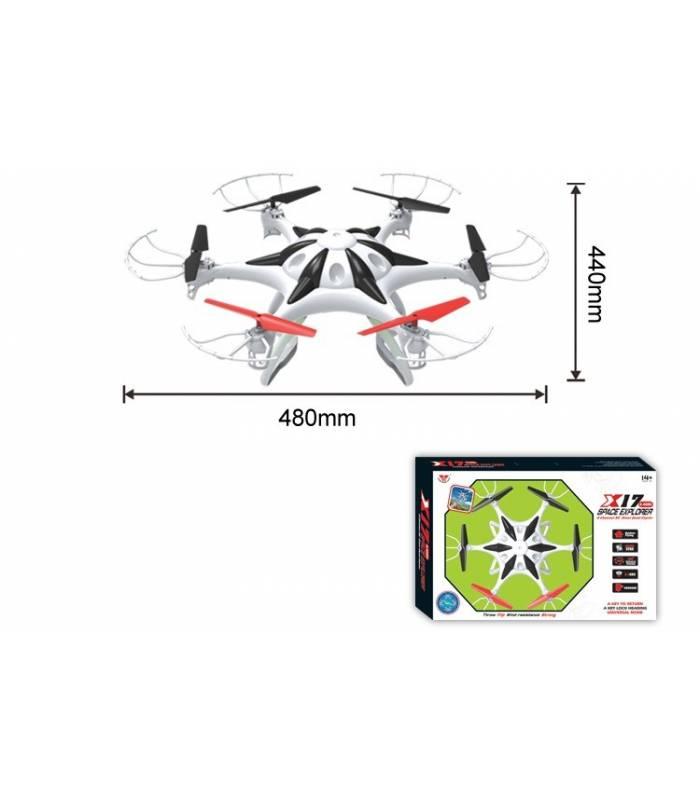 هگزاکپتر سانگ یانگ تویز مدل ایکس 17 SongYang toys X17