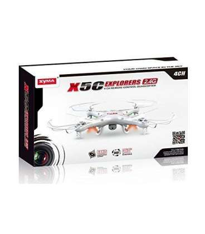 کوادکوپتر دوربین دار سایما مدل ایکس 5 سی Syma x5c