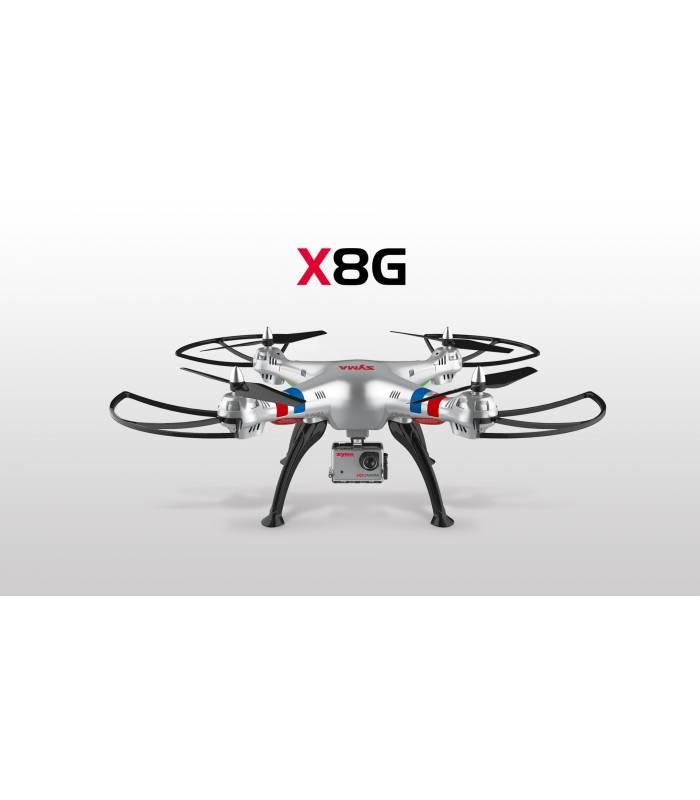 کوادکوپتر دوربین دار سایما مدل ایکس 8 جی Syma X8G