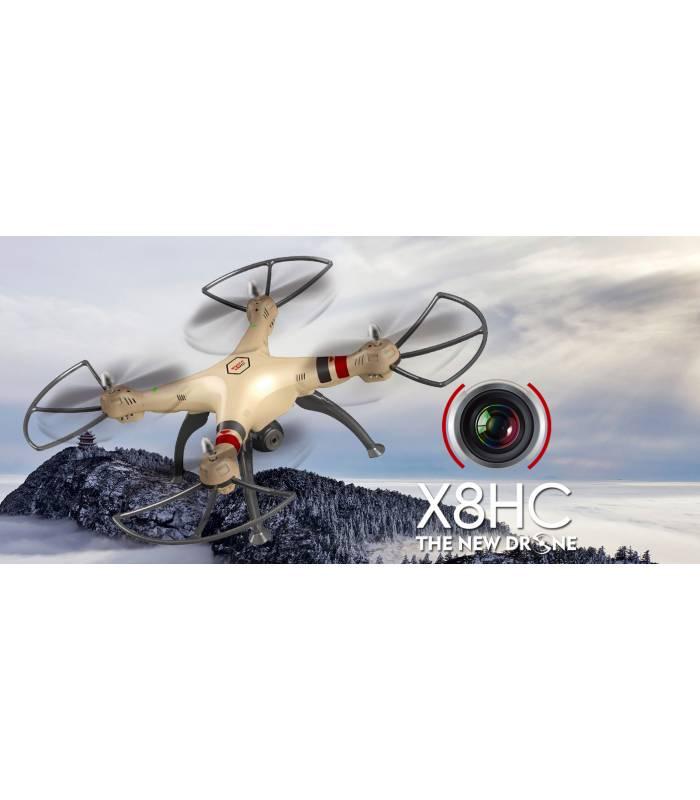 کوادکپتر دوربین دار سایما مدل Syma X8HC