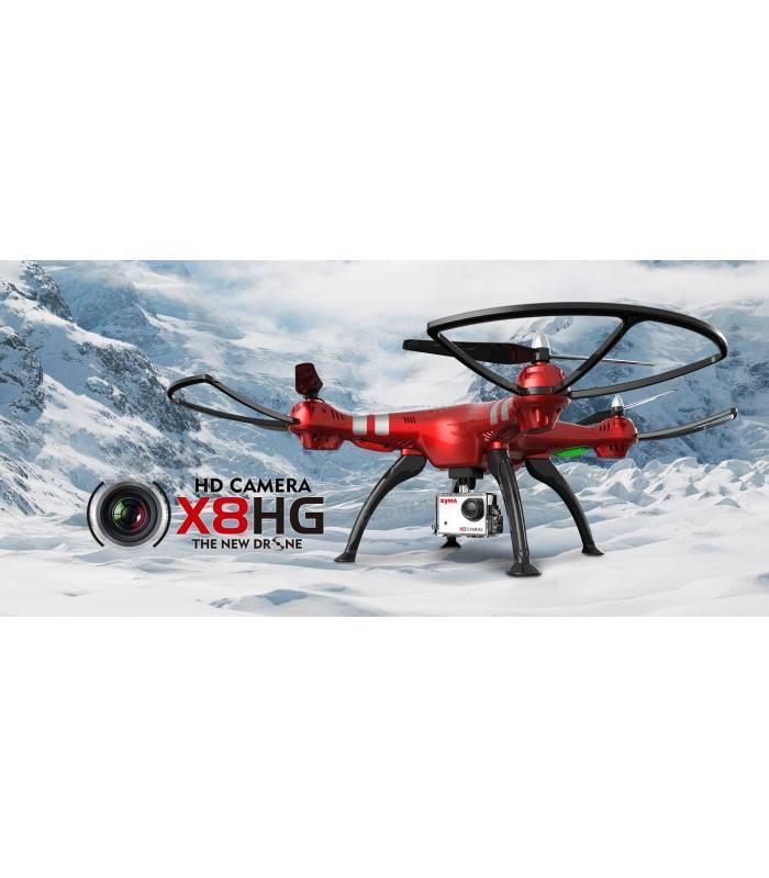 کواد کوپتر دوربین دار سایما مدل Syma X8HG