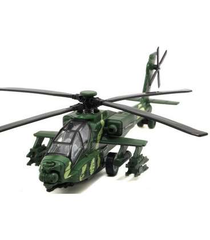 هلی کوپتر دکوری آپاچی مدل 29957 Apache model