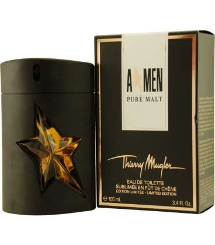 عطر مردانه تیری موگلر ای من پیور مالت Thierry Mugler A Men Pure Malt