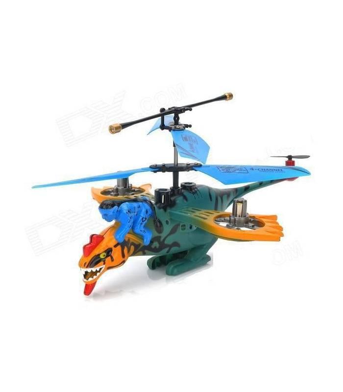 هلی کوپتر کنترلی 4 کانال مدل بی ان 827 آواتار دراگون BN827 avatar dragon