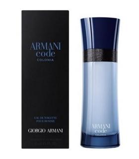 عطر مردانه جورجیو آرمانی کد کلونیا Giorgio Armani Code Colonia