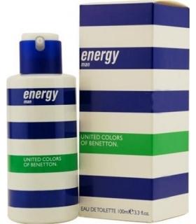 عطر مردانه بنتون انرژی Benetton Energy for men