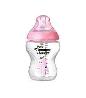 شیشه شیر تامی تیپی 260 میلی لیتر Tommy Tippee T422502 Baby Bottle 260 Ml