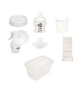 ست شیردوش تامی تیپی Tommee Tippee T423556 Practical Breast Pump