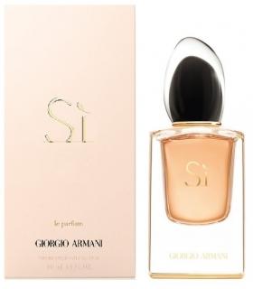 عطر زنانه جورجیو آرمانی سی له پرفیوم ادو پرفیوم Giorgio Armani Si Le Parfum Eau De Parfum for Women