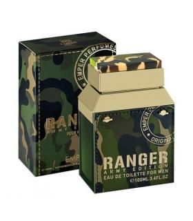 عطر مردانه امپر رنجر آرمی ادیشن ادو تویلت Perfume Emper Ranger Army Edition Eau De Toilette for Men