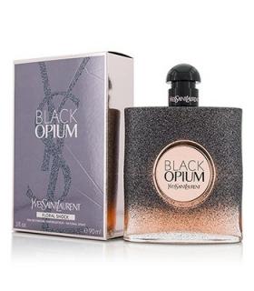 عطر زنانه ایو سن لوران بلک اپیوم فلورال شوک ادو پرفیوم Yves Saint Laurent Black Opium Floral Shock Eau De Parfum For Women