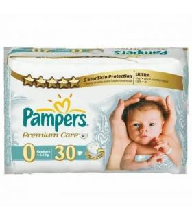 پوشک پمپرز پریما بسته 30 عددی سایز 0 Pampers Prima 1779 Diaper Size 0 Pack of 30