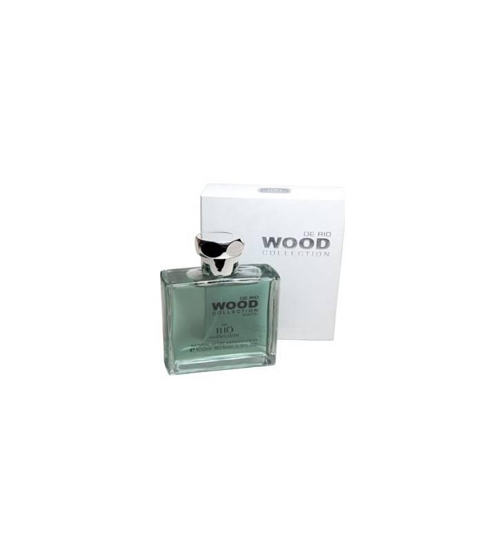 عطر مردانه ریو کالکشن وود وایت Rio Collection Wood White for men
