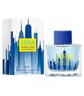 عطر مردانه آنتونیو باندراس اوربان سداکشن این بلو ادو تویلت Antonio Banderas Urban Seduction In Blue Eau De Toilette for Men