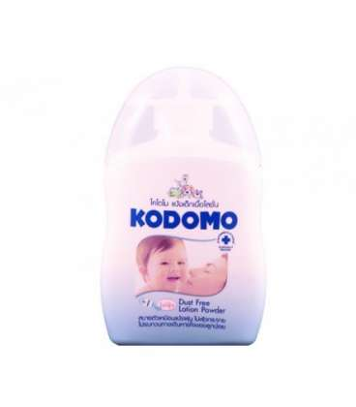 پودر مایع لوسیون دار کودک کودومو 100 میلی لیتر Kodomo 214 Dust Free Lotion Powder