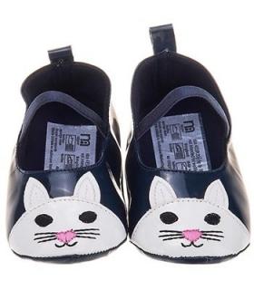 پاپوش کودک مادرکر طرح گربه Mothercare P711DB Baby Footwear