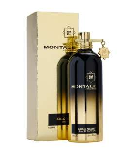 ادکلن زنانه و مردانه مونتال عود نایت ادو پرفیوم Montale Aoud Night Eau De Parfum
