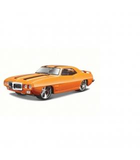 ماشین بازی مایستو مدل پونتیاک 1969 Maisto 1969 Pontiac