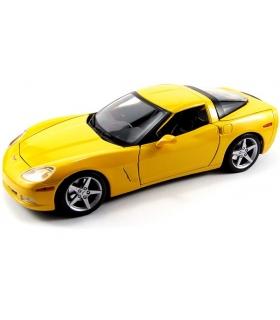ماشین اسباب بازی مایستو مدل شورلت کوروت 2005 Maisto 2005Chevrolet Corvette