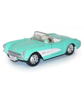 ماشین بازی مایستو مدل شورلت کروت 1957 Maisto 1957 Chevrolet Corvette