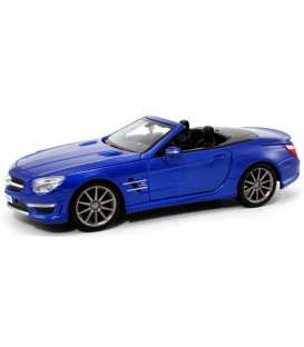 ماشین بازی مایستو مدل مرسدس بنز Maisto Mercedes Benz SL 63 AMG