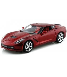 ماشین بازی مایستو مدل کوروت استینگری 2014 Maisto 2014 Corvette Stingray