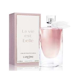 ادکلن زنانه لانکوم لا وی است بله فلورال ادو تویلت Lancome La Vie Est Belle Florale Eau De Toilette For Women