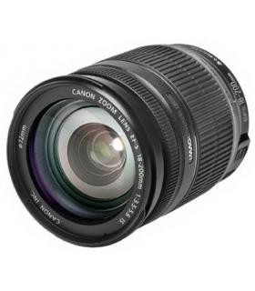 لنز دوربین عکاسی کانن Canon lens 18-200 IS