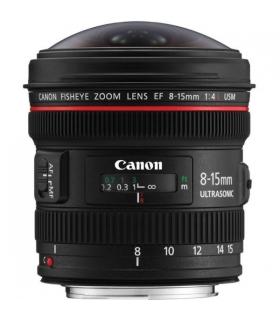 لنز دوربین کانن Canon Lens EF 8-15mm Fisheye USM